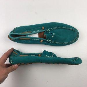 J.D. Fisk Mens Tan Back Loafer Shoes DR01999